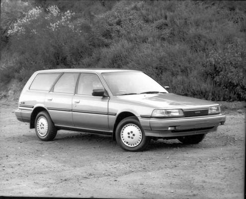 1987 TOYOTA CAMRY
